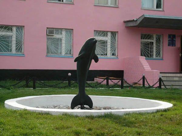 где находится черный дельфин тюрьма адрес